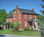Shenandoah Valley historic horse farm for sale