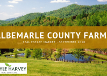 Market Report_September 2018 for Albemarle County, Virginia Farms