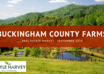 Real Estate Market for Buckingham County Farms