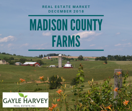 Madison Farms - Real Estate Market Update - Dec. 2018