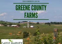 Greene Farms - Real Estate Market Update - Dec. 2018